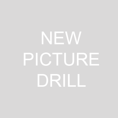 NEW Picture Drill